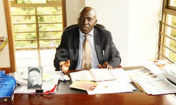 Entebbe Mayor